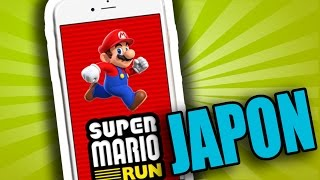 "FALSO Nintendo SWITCH   Super MARIO Run ""Gratis""   TOKIO JAPON [By JAPANISTECH]"