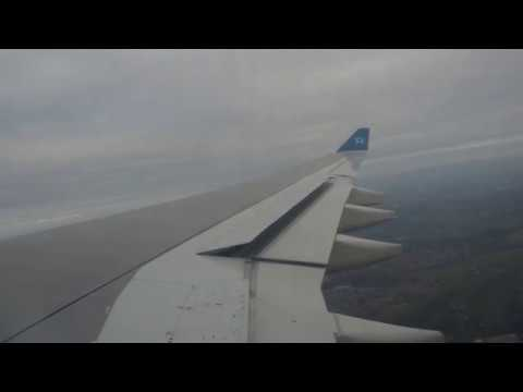 ONBOARD - Air Transat A330 TS264 Toronto Pearson To Manchester Airport