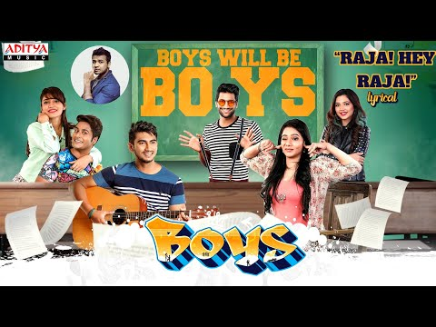 Raja ! Hey Raja song from Boys movie 2021 | Boys Will Be Boys | Mitraaw Sharma