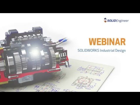 SOLIDWORKS Industrial Design - webinar