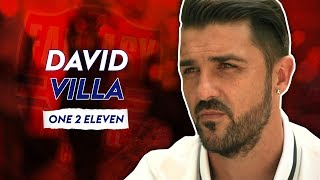 Is Messi the ultimate goalscorer?   David Villa's One2Eleven