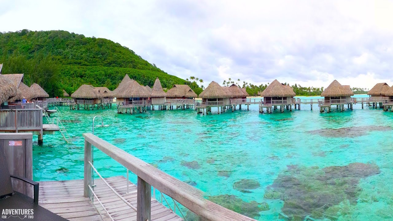 Overwater Bungalow Tour Sofitel Moorea Ia Ora Beach Resort In 4k Ultra Hd