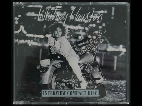 Whitney Houston - Interview compact disc