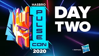 Hasbro PulseCon 2020 Day 2