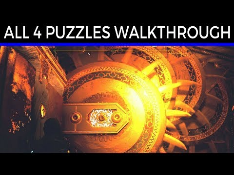 God Of War Complete Guide 4 Tyrs Temple Puzzle Traps Break The Chains Gameplay Walkthrough Flip The