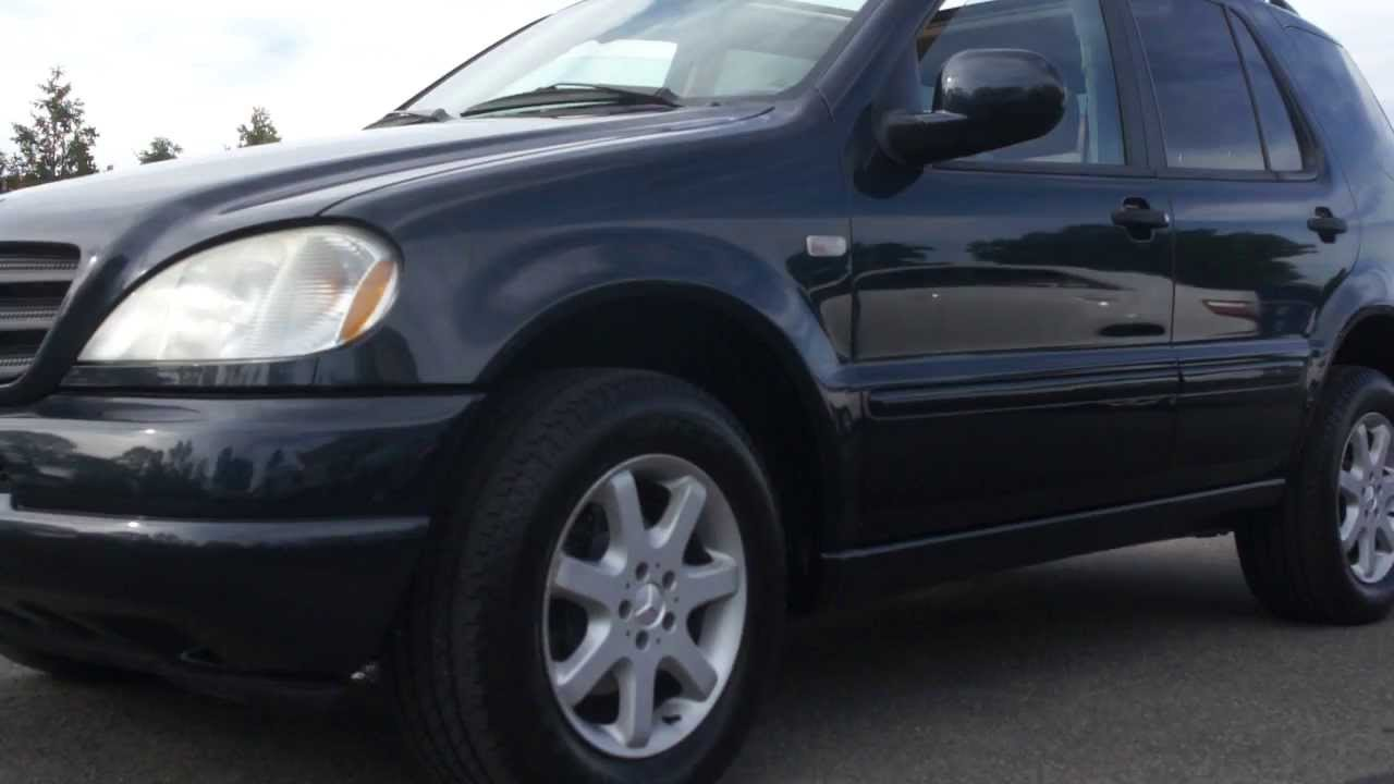 1999 mercedes benz ml430 for sale great condition huge for Mercedes benz ml430 for sale