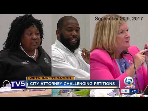 City Attorney wants recall effort dismissed