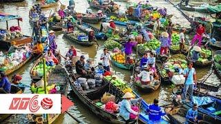 Đời thương hồ trên chợ nổi Cái Răng | VTC