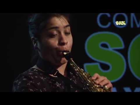 DEBORA NANCUPIL - 2nd ROUND - V ANDORRA INTERNATIONAL SAXOPHONE COMPETITION 2018