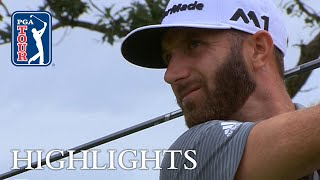 Dustin Johnson extended highlights | Round 2 | RBC Canadian