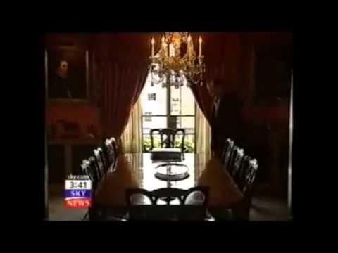 Elizabeth Countess of Sutherland GHOST*PROTOCOL DUNROBIN CASTLE GOLSPIE Gerald Carroll Estate Affair