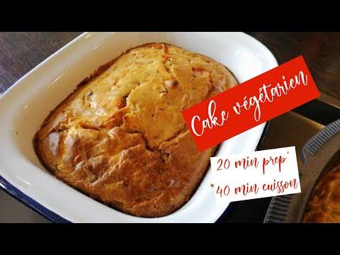 cake-végétarien-:-poivrons,-tomates-séchées,-chèvre,-tofu-fumé-(recette-de-base-du-cake-salé)