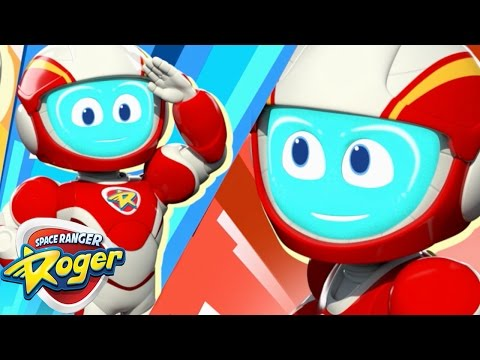 Space Ranger Roger | April Fools Day Special | 2017 Cartoons