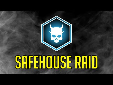 [Payday 2] One Down Difficulty - Safehouse Raid