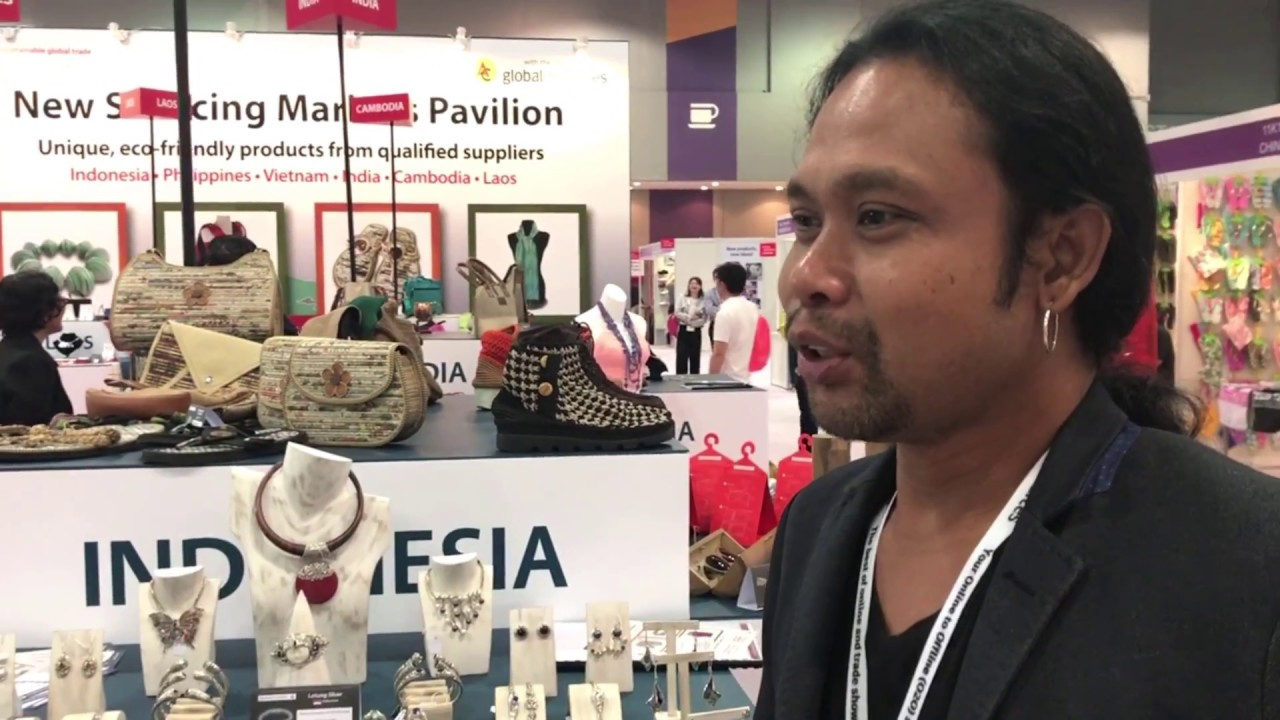 New Sourcing Markets Pavilion - Indonesia supplier testimonial