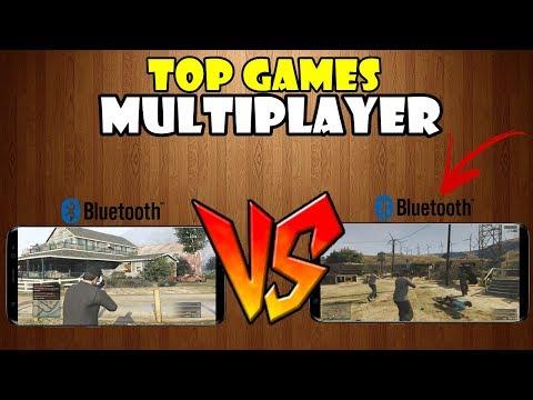 Top 7 Jogos Multiplayer Via BLUETOOTH & Wifi Local Para Android - 2 Parte