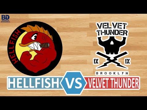BDEG 2020.02.20 2100 Hellfish Vs Velvet Thunder
