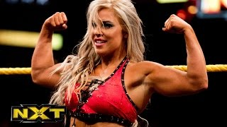 Billie Kay vs. Dana Brooke: WWE NXT, Sept.9 , 2015