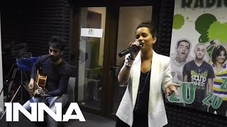 INNA - More Than Friends (Live la Radio ZU)