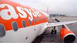 EASYJET AIRBUS A320 | NICE - PARIS ORLY