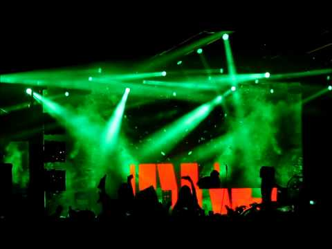 RL Grime performs at Buku Music & Art Project, New Orleans, 3-13-2015 - Pt. 1
