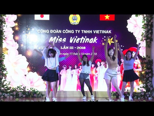 Nữ công nhân Vietinak KCN Thăng Long II