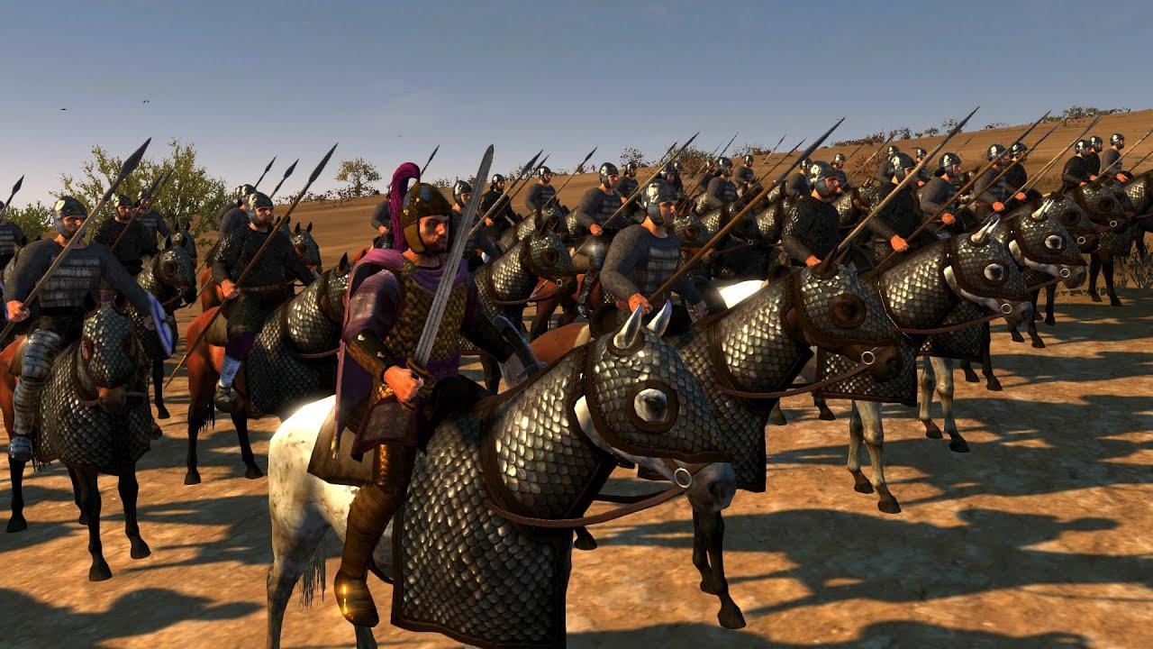 Total War Attila Most Overpowered Unit In Attila Youtube