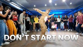 Dua Lipa Don't start now   Dance Choreography