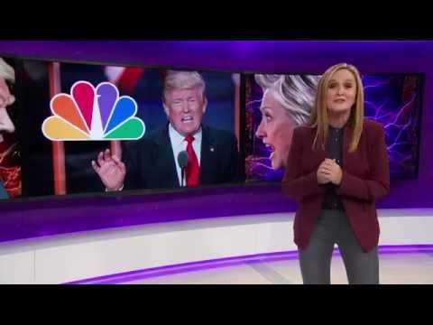 Samantha Bee on Trump's appearance on Fallon