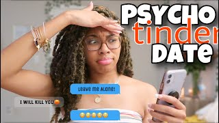 STORYTIME: MY TINDER DATE TURNED PSYCHO!   TayPancakes
