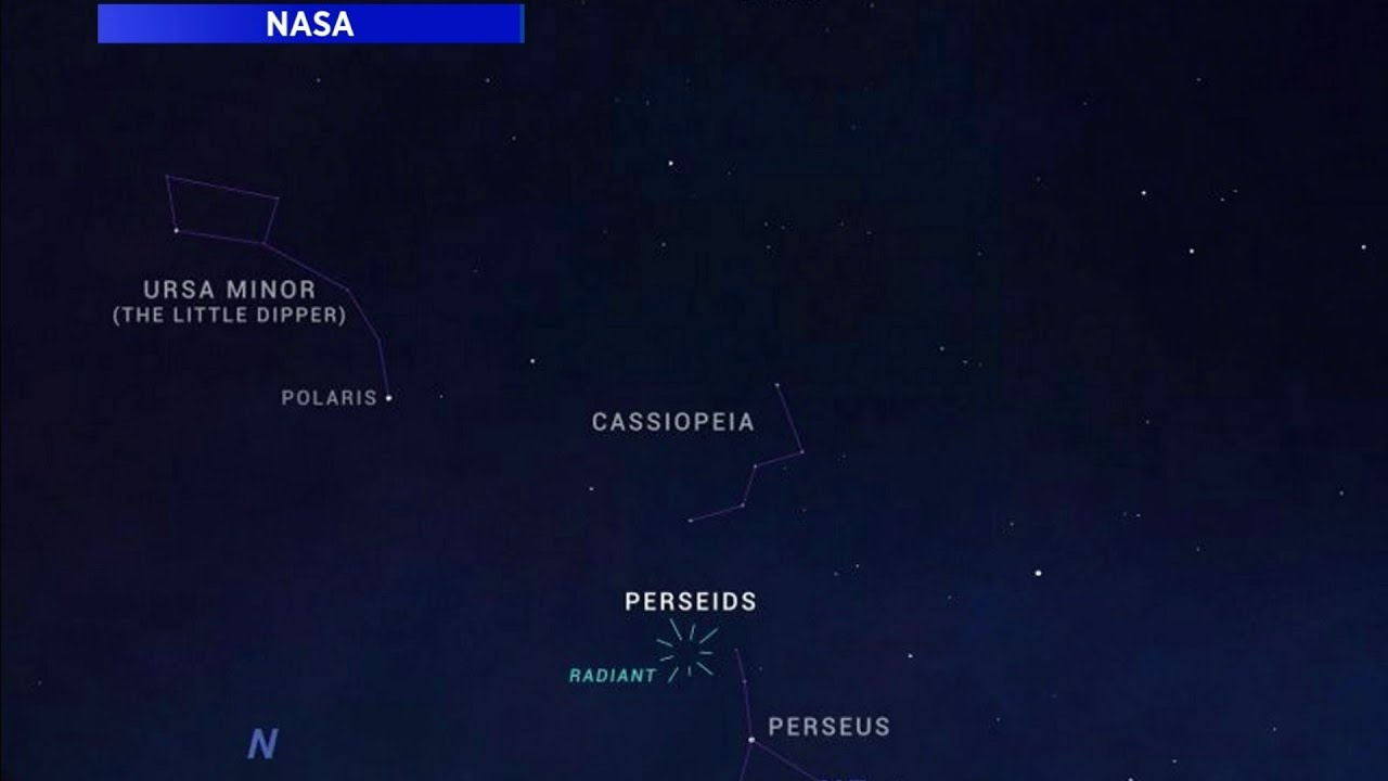 Perseids meteor shower to put on show tonight, this week