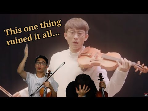 Chinese Drama Proves It&39;s Not Enough To Hire a Violin Double