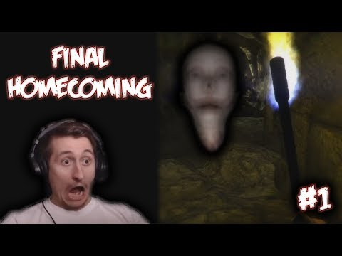 SCARY WRAITH LADY!! - Final Homecoming (Catacombs) - Face cam Reaction -  GAMEPLAY