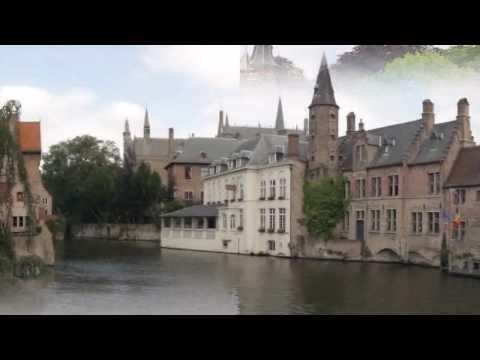 Romantic city bruges - Belgium (panoramic)©