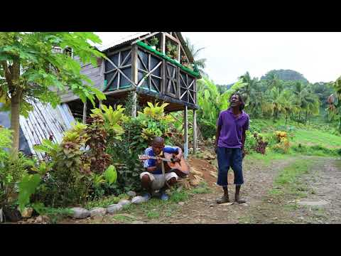 Castle Bruce children's (Acoustic) Dominica 2017