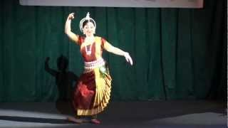 3-d INTERNATIONAL INDIAN DANCE & MUSIC COMPETITION APRIL 2012  /Koleva Oksana/