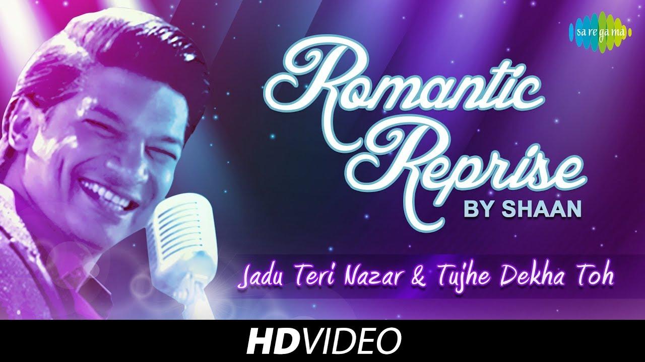 Shaan | Jadu Teri Nazar - Tujhe Dekha Toh | Shah Rukh Khan