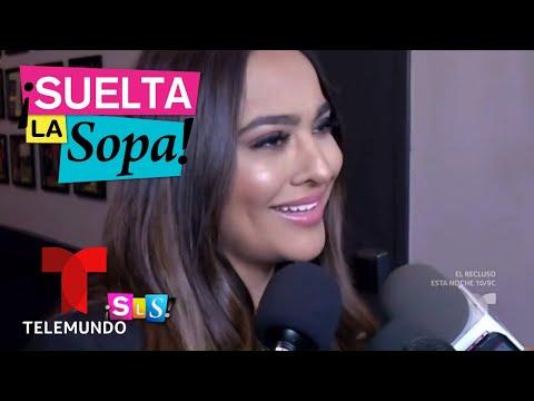 Mayeli Alonso no se aleja de los Rivera   Suelta La Sopa   Entretenimiento