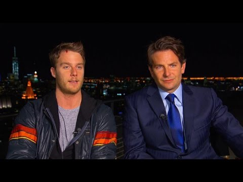 EXCLUSIVE: Bradley Cooper and Jake McDorman Dish on CBS' 'Limitless'
