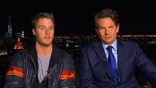 Baixar EXCLUSIVE: Bradley Cooper and Jake McDorman Dish on CBS' 'Limitless'