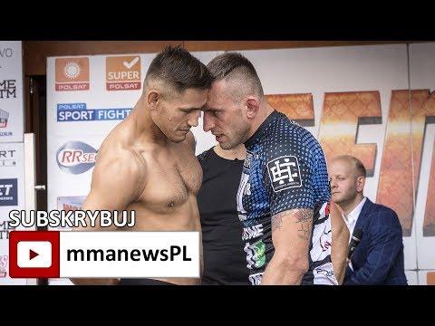FEN 18: Marcin Naruszczka gotowy walczyć z Grzebykiem na gołe pięści i bez zasad