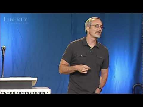 Phil Vischer - Liberty University Convocation