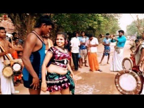 ஜின்ஜினுக சின்ன கிளி -Super old music of this Song Karakattam Video Tamil Nadu Aug 2018 HD thumbnail