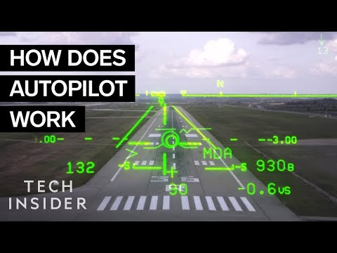 Maddox - What Do Pilots Do When A Plane Is On Autopilot?