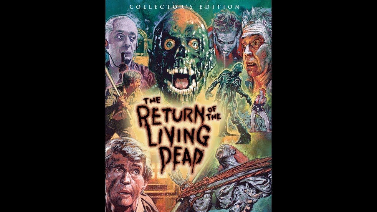 A Volta Dos Mortos Vivos Parte 4 Youtube