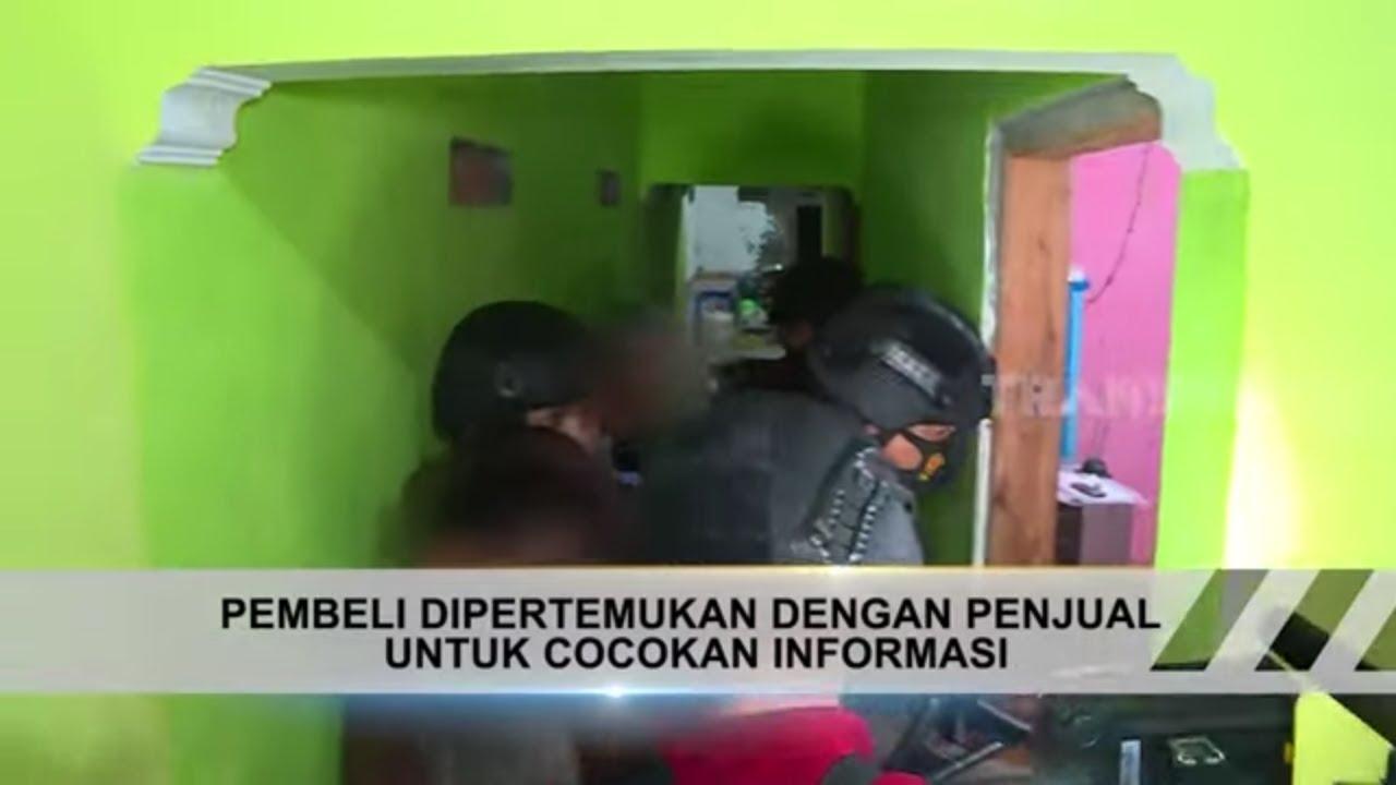 Tim Elang Barat Kejar Penjual Obat Keras | THE POLICE (04/03/21) Part 2