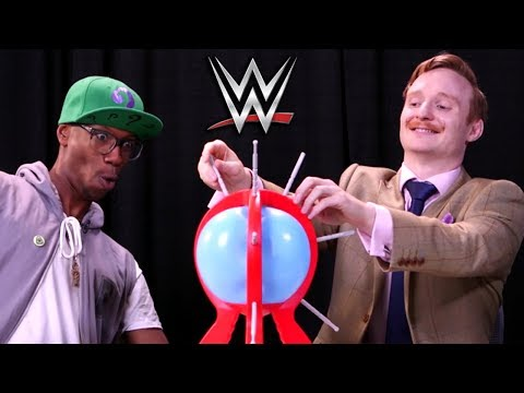 DON'T POP THE BALLOON W/ WWE SUPERSTARS