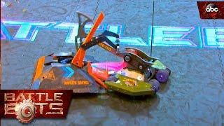 Complete Control vs. Bombshell - BattleBots