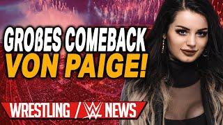 Großes Comeback von Paige Daniel Bryan Hinweise verdichten sich Wrestling WWE NEWS 105 2021