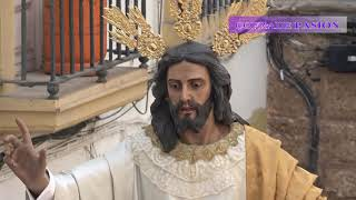 Traslado de Jesús de la Sagrada Cena a Santo Domingo (Corpus Christi de Cádiz 2018)